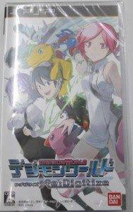 PSP Digimon World ReDigitize JPN VER NEW