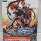 PSP Ys Vs Sora No Kiseki Alternative Saga JPN VER Used Excellent Condition