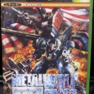 XBOX Metal Wolf Chaos JPN VER Used Excellent Condition