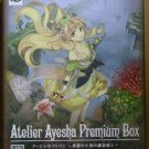 PS3 Atelier Ayesha Premium Box JPN VER Used Excellent Condition