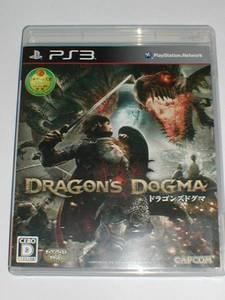 PS3 Dragon's Dogma JPN VER Used Excellent Condition