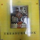 PS3 Shin Sangoku Musou 5 TRESURE BOX JPN LTD VER Used Excellent Condition