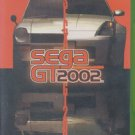 XBOX Sega GT 2002 JPN VER Used Excellent Condition