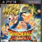 PS3 Dragon Ball Ultimate Blast JPN VER Used Excellent Condition