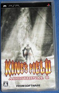 PSP King's Field Additional II JPN VER Used Excellent Condition