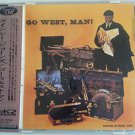 Quincy Jones Go West Man 20bit K2 CD Japan Rare OBI MVCR 20048