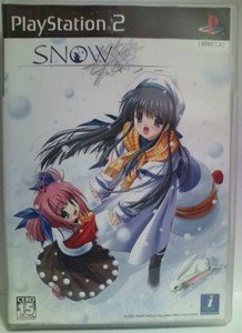 PS2 Snow JPN VER Used Excellent Condition