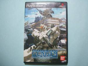PS2 Mobile Suit Gundam Lost War Chronicles JPN VER Used Excellent Conditiion