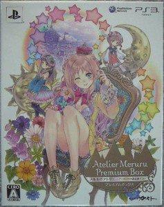 PS3 Atelier Meruru Alchemist of Arland 3 JPN Ver Premium Box NEW Crystal Weight