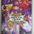PSP Princess Crown JPN VER Used Excellent Condition