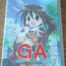 PSP GA Geijutsuka Art Design Class Slapstick Wonderland JPN VER Used Excellent C