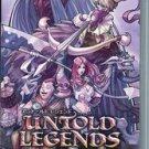 PSP Untold Legends The Warrior's Code JPN VER Used Excellent Condition