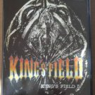 PS2 King's Field IV JPN VER Used Excellent Condition