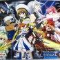 PSP Mahou Shoujo Lyrical Nanoha The Battle of Aces Lyrical BOX JPN LTD Excellent