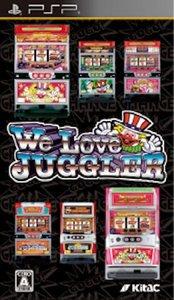 PSP We Love Juggler JPN VER NEW