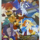 PSP Makai Senki Disgaea Portable JPN VER LTD BOX Used Excellent Condition