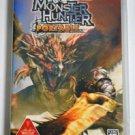 PSP Monster Hunter Portable JPN VER Used Excellent Condition