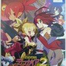 PSP Makai Senki Disgaea 2 Portable 2 JPN Ltd VER Used Excellent Condition