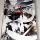 PSP Valhalla Knights 2 JPN VER Used Excellent Condition