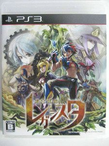 PS3 Labyrinth Tower Legacista JPN VER Used Excellent Condition