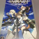 PSP Strike Witches Shirogane no TsubasaJPN VER Used Excellent Condition
