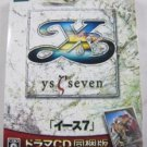 PSP Ys Seven JPN Ltd VER Used Excellent Condition
