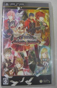 PSP Grimm the Bounty Hunter JPN VER Used Excellent Condition