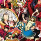 PSP Hato no Kuni no Arisu Wonderful Wonder World Anniversary Ver. JPN VER NEW