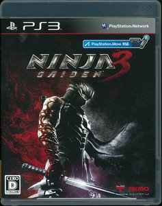 PS3 Ninja Gaiden 3 JPN Ver Used Nice Condition