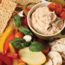 Tomato, Garlic and Basil Dip