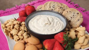 Cookie Dough Sweet Dip