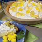 Lemon Drop No-Bake Cheesecake