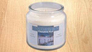 Cinnamon Bun Candle 16 oz.
