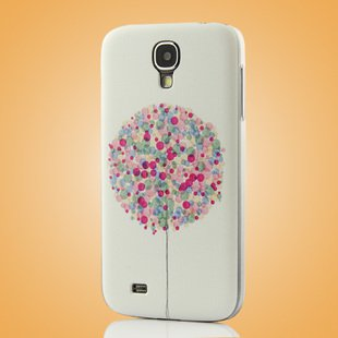 """""""Love Balloon"""" Coloured Drawing Case for Samsung S4 I9500 IV Protective Shell Cover"""