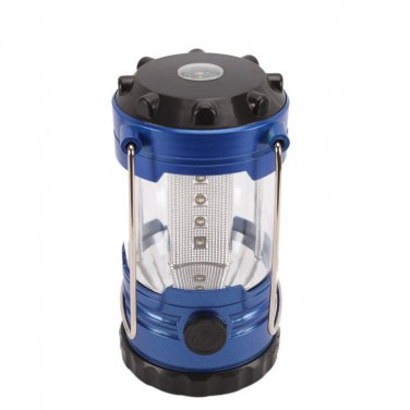 LED 16 Barn Lantern Lamp Night Light Outdoor Camping Hiking Tent Desk Reading Home Deco (4x AA)