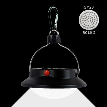 Bright LED 60 Night Light Barn Lantern Hanging Lamp Outdoor Camping Hiking Tent Use