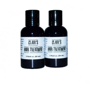 CLAIR'S HAIR TREATMENT FOR MEN AND WOMEN HAIR REGROWTH