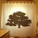 Unique Shower Curtain Tree Mighty Oak Acorn Grow Branches leaf