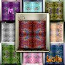 paisley gypsy hippie bohemian art tapestry shower curtain  bathroom
