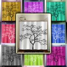 maple tree shower curtain  bathroom     window curtains panels
