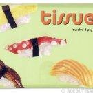 Sushi Print Tissue Cover