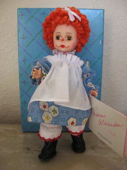 "Madame Alexander Doll ""Mop Top Wendy"""
