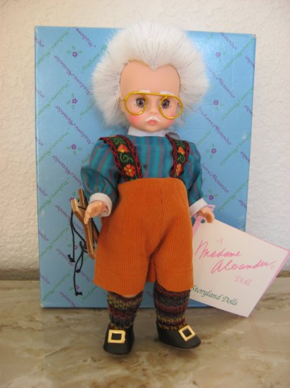 "Madame Alexander Doll ""Geppetto"" from Pinocchio"