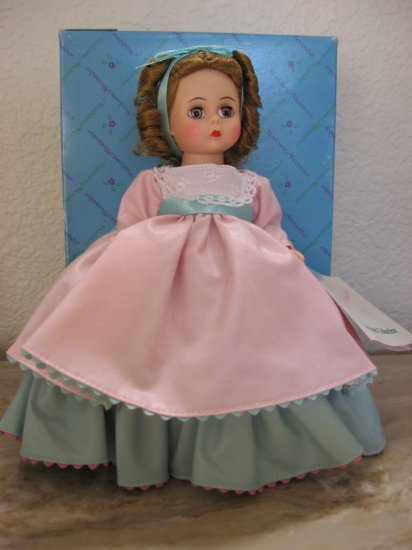 "Madame Alexander Doll ""Beth"" from Little Women Series"