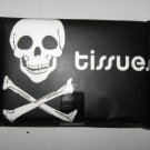 Pirate Print Tissue Cover