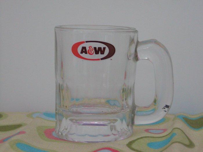 "Collectible Retro ""A & W"" Mug Style Shot Glass"