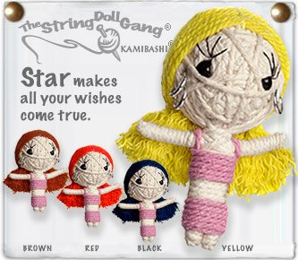 """Star"" String Doll, The Original String Doll Gang"
