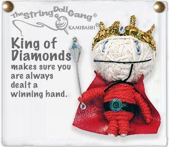 """King of Diamonds"" String Doll, The Original String Doll Gang"