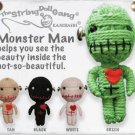 """Monster Man"" String Doll, The Original String Doll Gang"