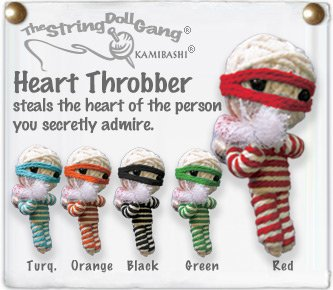"""Heart Throbber"" String Doll, The Original String Doll Gang"